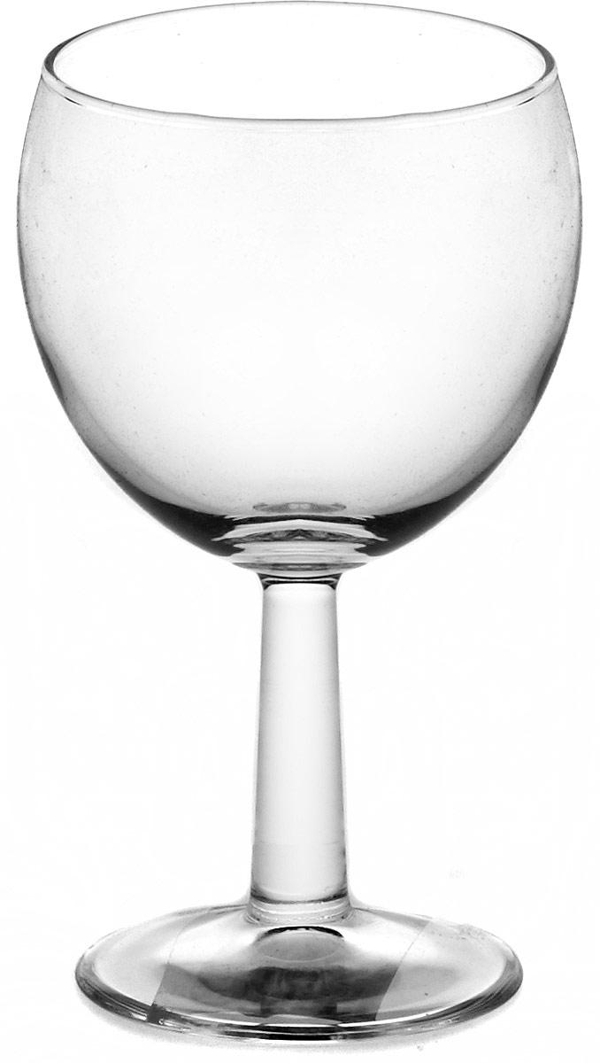 """Бокал Pasabahce """"Банкет"""" изготовлен из качественного силикатного стекла, которое отличается прочностью и износостойкостью. Бокал предназначен для подачи вина. Он сочетает в себе элегантный дизайн и функциональность.  Благодаря такому бокалу пить напитки будет еще вкуснее. Бокал Pasabahce """"Банкет"""" прекрасно оформит праздничный стол и создаст приятную атмосферу за романтическим ужином."""