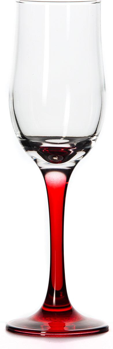 Бокал Pasabahce Энжой Рэд, цвет: красный, 200 мл бокал тулип 200 мл 1157885
