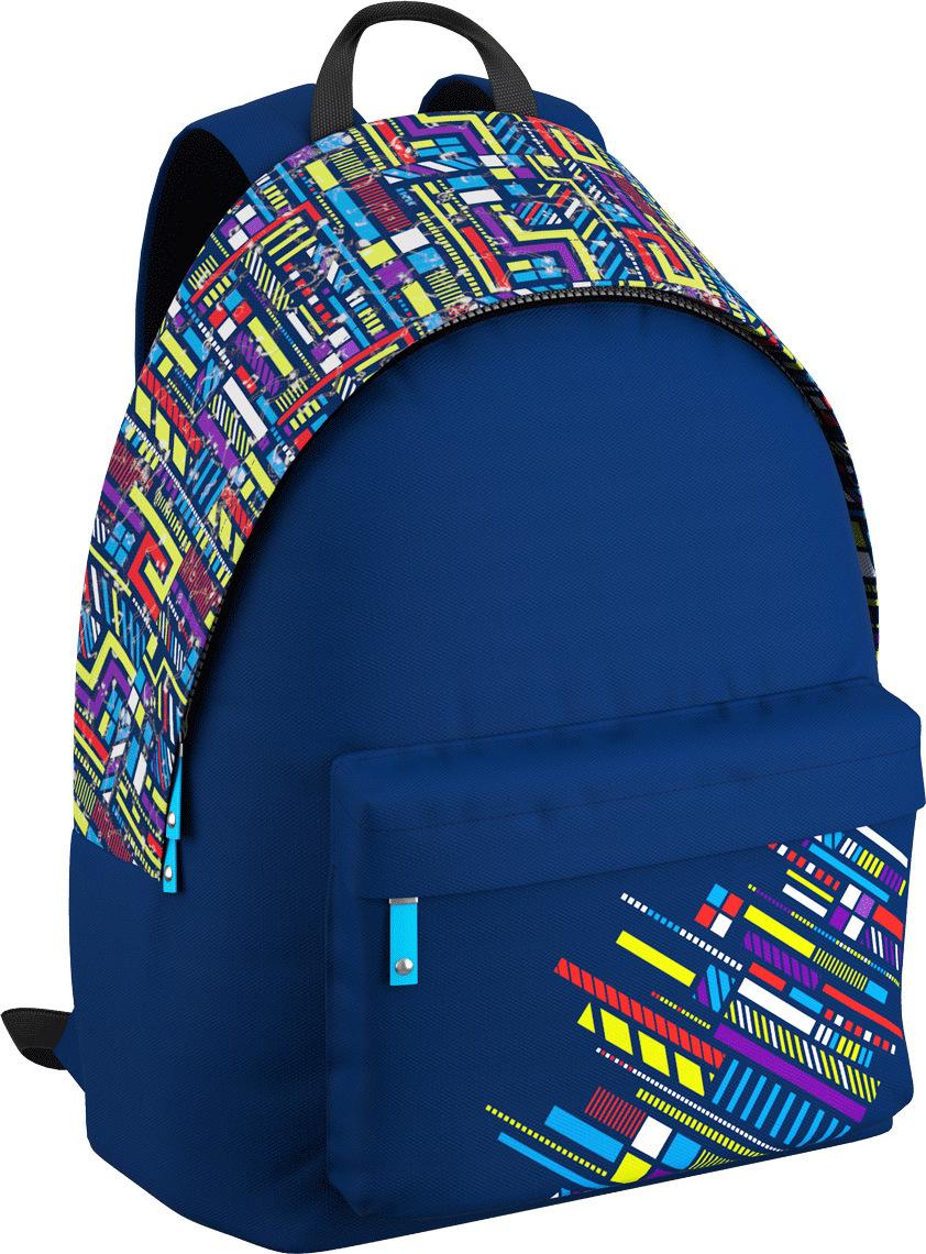 Erich Krause Рюкзак молодежный Graphic EasyGo42481Легкий и компактный городской рюкзак. Спина дополнительна уплотнена. Одно основное отделение и большой фронтальный карман. В основном отделении предусмотрен органайзер. Вмещает формат А4. Вес рюкзака без наполнения 350гр. Размеры: 40*39*18 см.