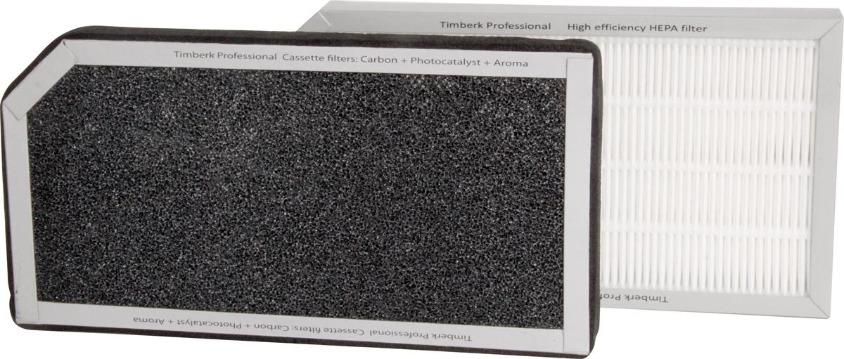 Timberk TMS FL10 комплект фильтров для климатического комплекса TCC 10A1TMS FL10Комплект фильтров (HEPA, угольный, фотокаталитический, арома) для климатического комплекса TCC 10A1