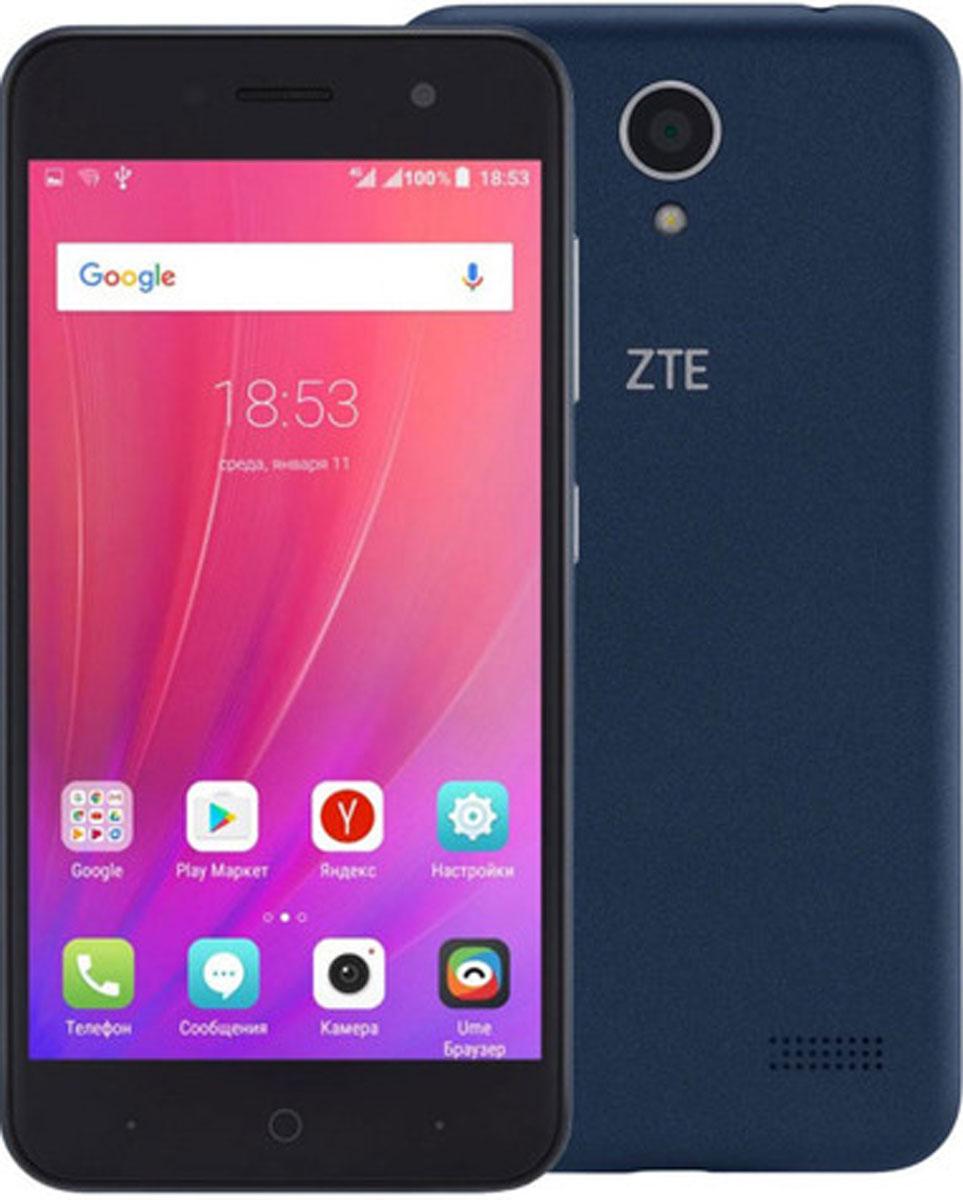 ZTE Blade A520, Blue - Смартфоны