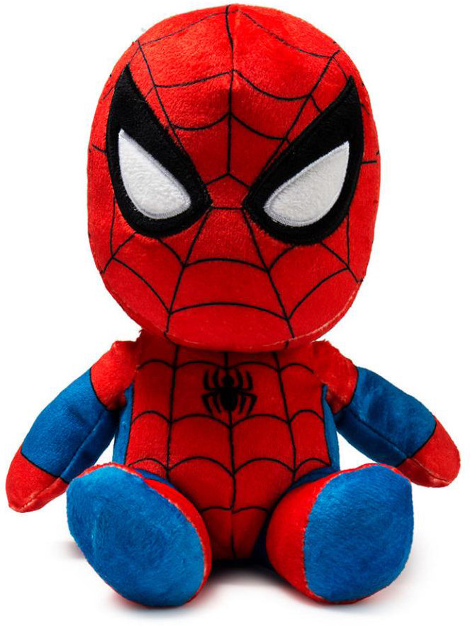 Neca Мягкая игрушка Marvel Classic Spider-Man 20 см набор канцелярский spider man classic 5 предметов smcb us1 360