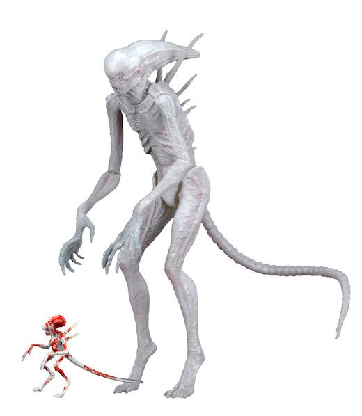 Neca Фигурка Alien: Covenant. Neomorph 23 см neca держатель проводов alien covenant neomorph 5 см