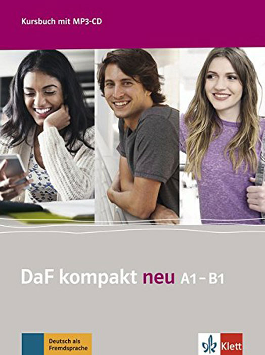 DaF kompakt neu A1-B1: Kursbuch (+ CD) vocabulario elemental a1 a2 2cd