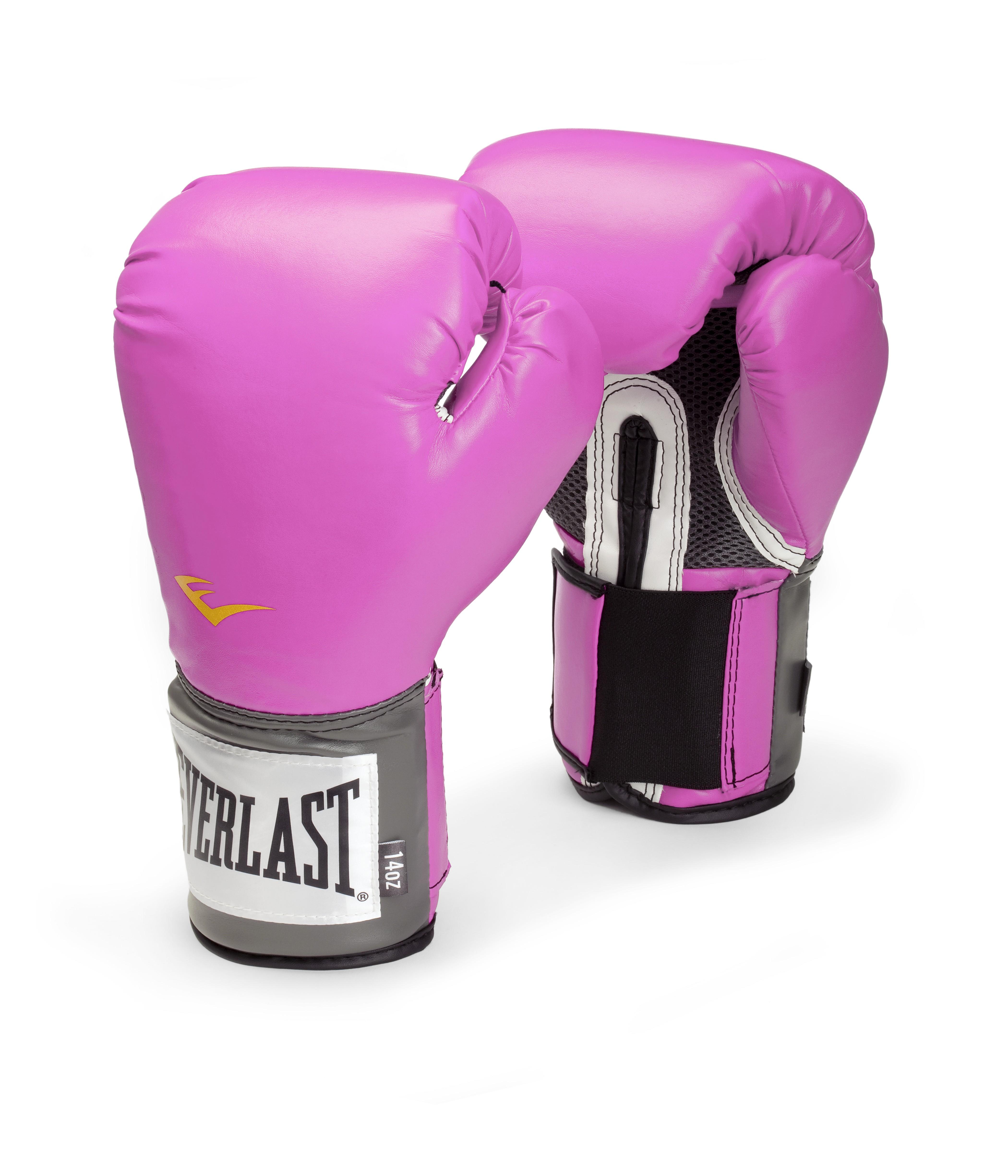 Перчатки тренировочные Everlast Pro Style Anti-MB, цвет: розовый. Вес 12 унций2512WUОптимальные перчатки Everlast Pro Style Anti-MB для начинающих спортсменов. Анатомически правильное внутреннее пространство перчатки обеспечивает правильное положение кисти. Плотный, инновационный двухслойный пенный наполнитель обеспечивает лучшую поглотительную способность и полную защиту ударной части кисти. ThumbLok обеспечивает безопасное положение большого пальца. Сделаны из высокотехнологичной износостойкой синтетической кожи.