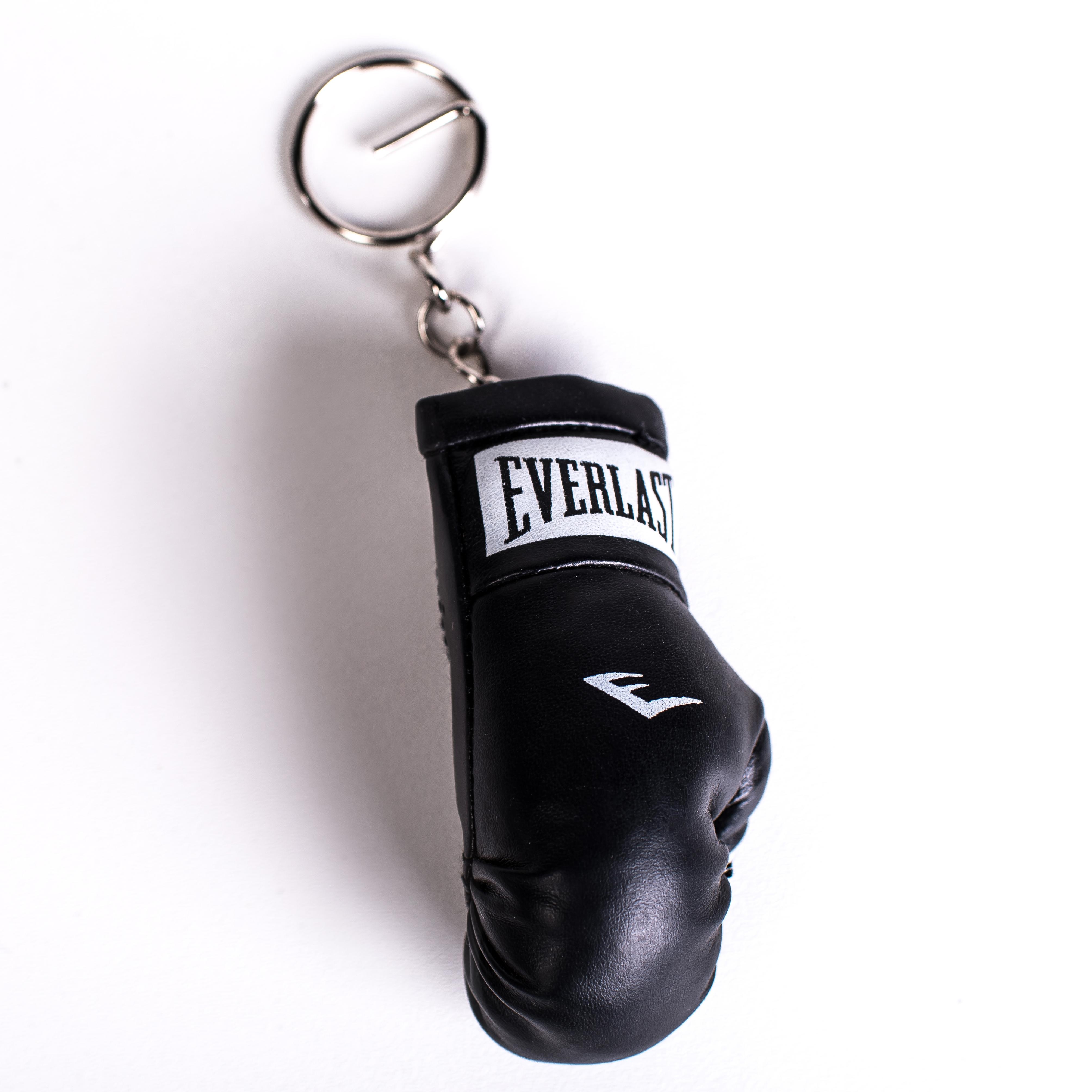 Брелок для ключей Everlast Mini Boxing Glove, цвет: черный maker and sons брелок для ключей
