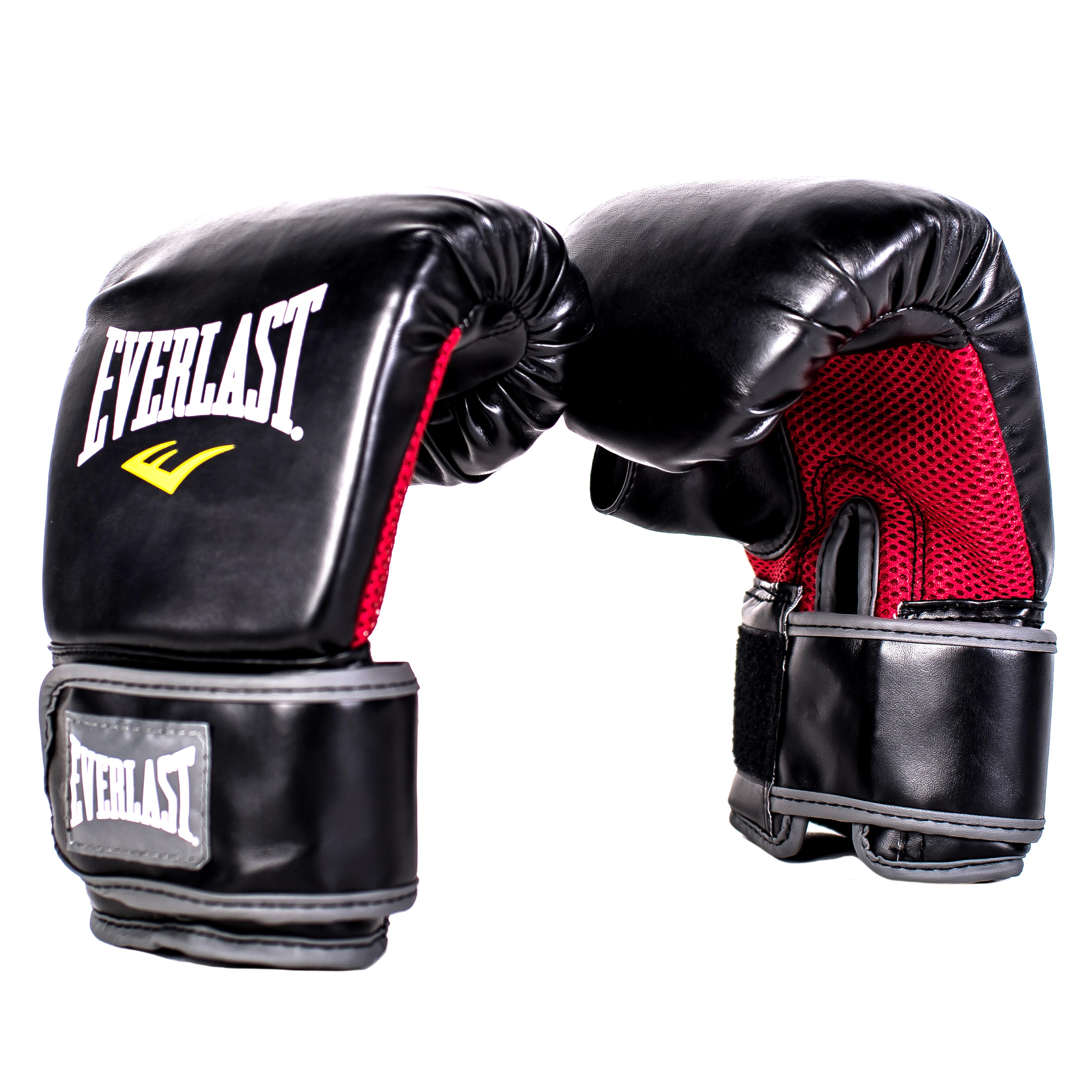 Перчатки снарядные Everlast Martial Arts, цвет: черный. Размер L/XL перчатки снарядные everlast martial arts цвет черный размер l xl