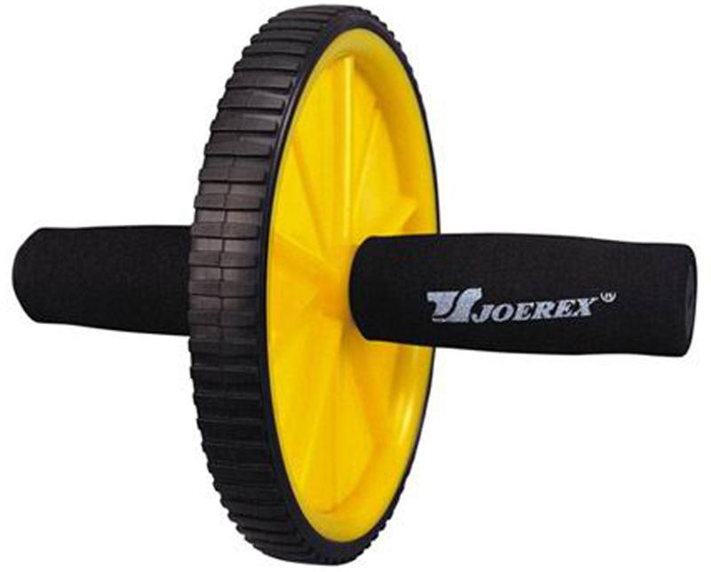 Ролик гимнастический  Joerex , 1 колесо - Фитнес