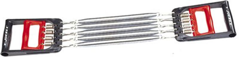 Эспандер Joerex, 4 пружины, нагрузка 30 кг эспандер грудной housefit dd 6304