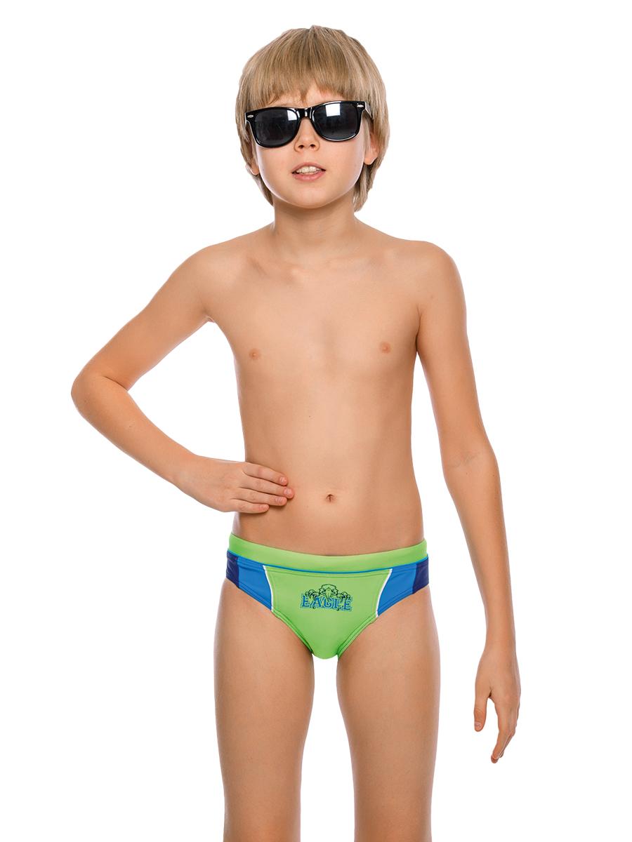 Купальные плавки для мальчика Arina Nirey, цвет: голубой. BP 141808. Размер 152/158 arina для девочек красные с белыми цветами
