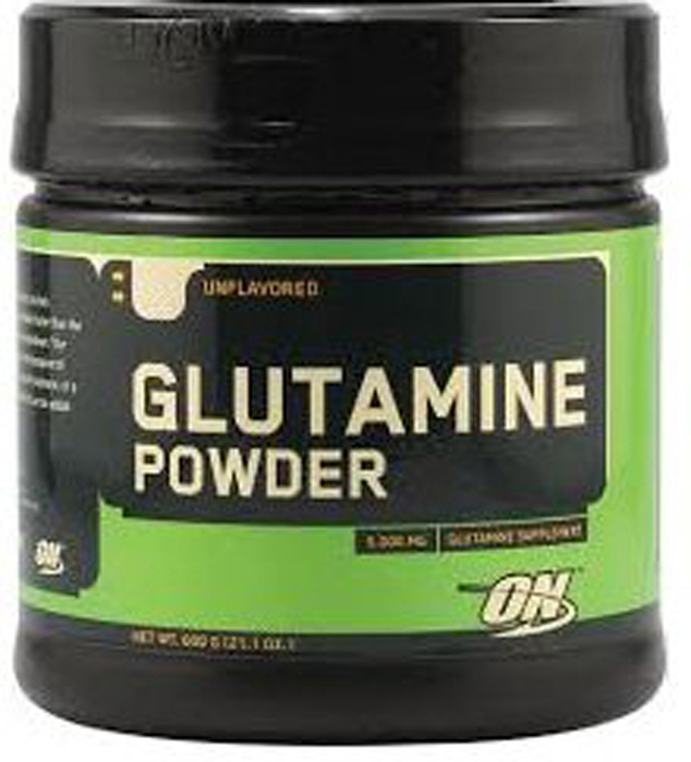 Глютамин Optimum Nutrition Glutamine Powder, 600 г optimum nutrition глютамин optimum glutamine powder 150гр