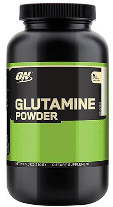Глютамин Optimum Nutrition Glutamine Powder, 150 г optimum nutrition глютамин optimum glutamine powder 150гр