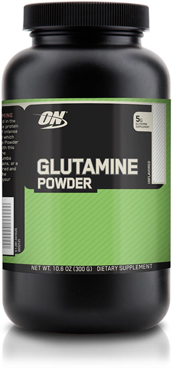 Глютамин Optimum Nutrition Glutamine Powder, 300 г optimum nutrition глютамин optimum glutamine powder 150гр