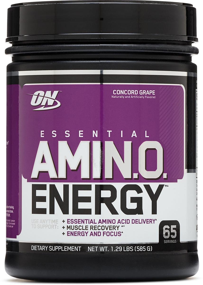 Аминокислотный комплекс Optimum Nutrition Amino Energy, виноград, 585 г748927022940Для достижения спортивной формы необходимо потратить много сил в спортзале. Amino Energy поможет вам в достижении поставленной цели. Оптимальное соотношение быстроусвояемых микронизированных аминокислот в свободной форме, включая особо важные для строительства мышц аминокислоты с разветвленными цепочками (BCAA) и аргинин для лучшего наполнения мышц кислородом плюс натуральные энергетики и бета-аланин, помогут вам перейти на новый уровень развития мышц.Состав: смесь аминокислот (микронизированный таурин, микронизированный л-глутамин, микронизированный л-аргинин, микронизированный л-лейцин, carnosyn® бета-аланин, микронизированный цитруллин, микронизированный л-изолейцин, микронизированный л-валин, микронизированный л-тирозин, микронизированный л-гистидин, микронизированный л-лизин, микронизированный л-фенилаланин, микронизированный л-треонин, микронизированный л-метионин), энергетическая смесь (кофеин, зеленого чая экстракт, зеленого кофе экстракт), лимонная кислота, натуральные и скуственные ароматизаторы, инулин, краситель, винная кислота, диоксид кремния, кальция силикат, камеди (целлюлозная, ксантановая, каррагинан), сукралоза, краситель.Товар сертифицирован.