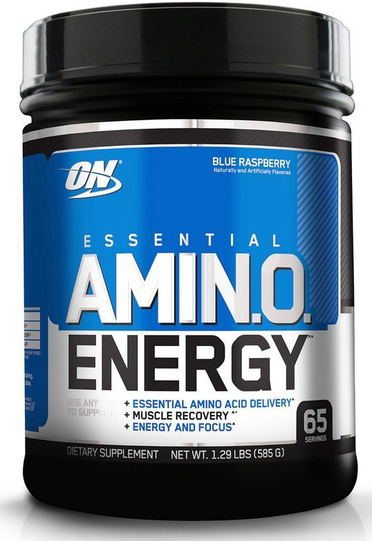 Аминокислотный комплекс Optimum Nutrition Amino Energy, ежевика, 585 г