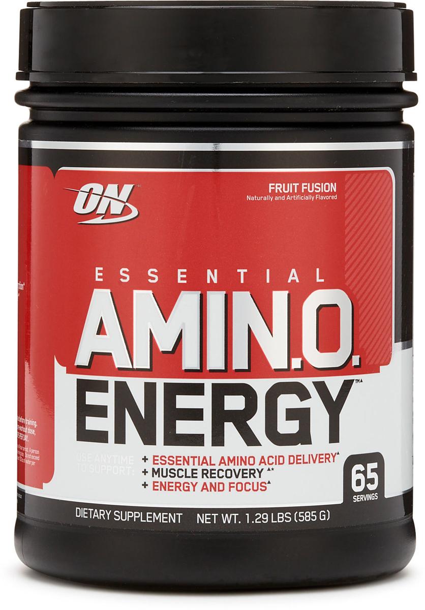 Аминокислотный комплекс Optimum Nutrition Amino Energy, фруктовый, 585 г