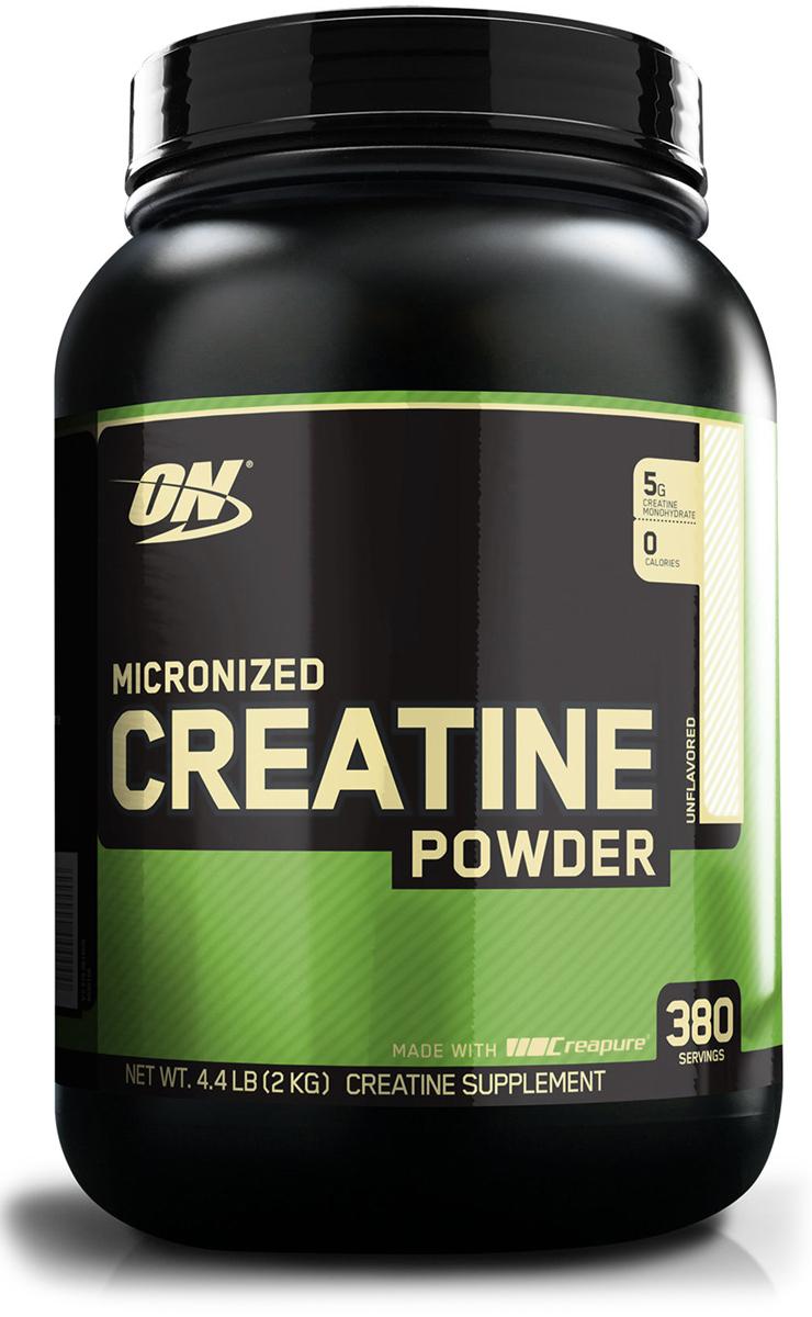 Креатин Optimum Nutrition  Micronized Creatine Powder , 2 кг - Креатин