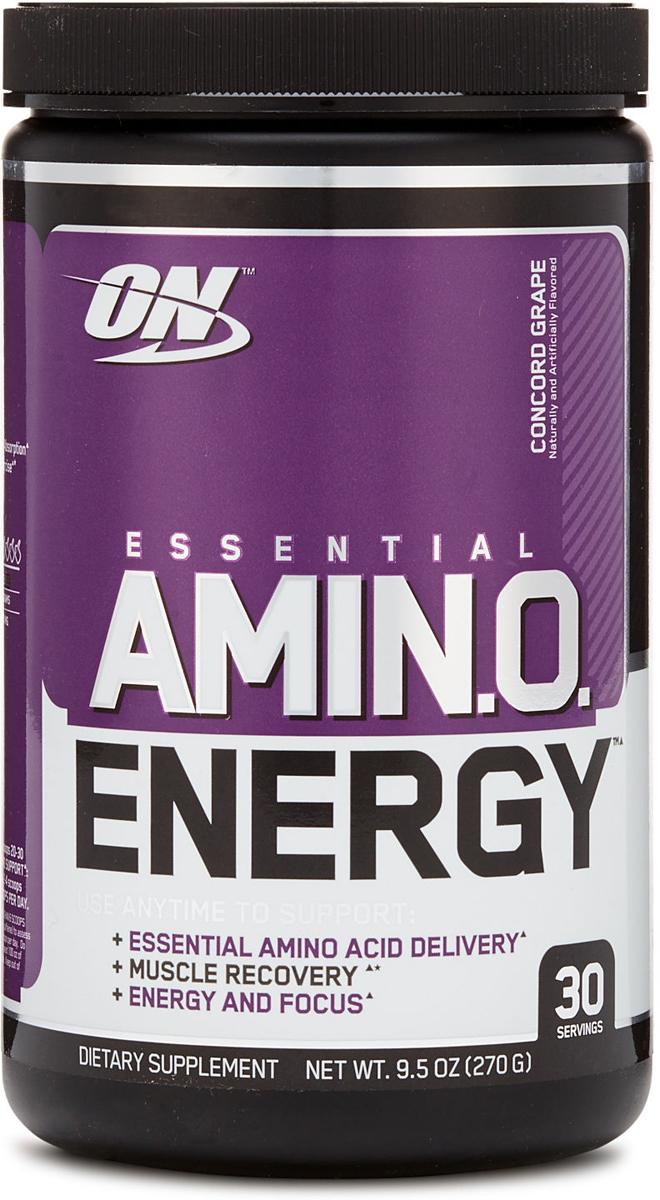 """Аминокислотный комплекс Optimum Nutrition """"Amino Energy"""", виноград, 270 г"""