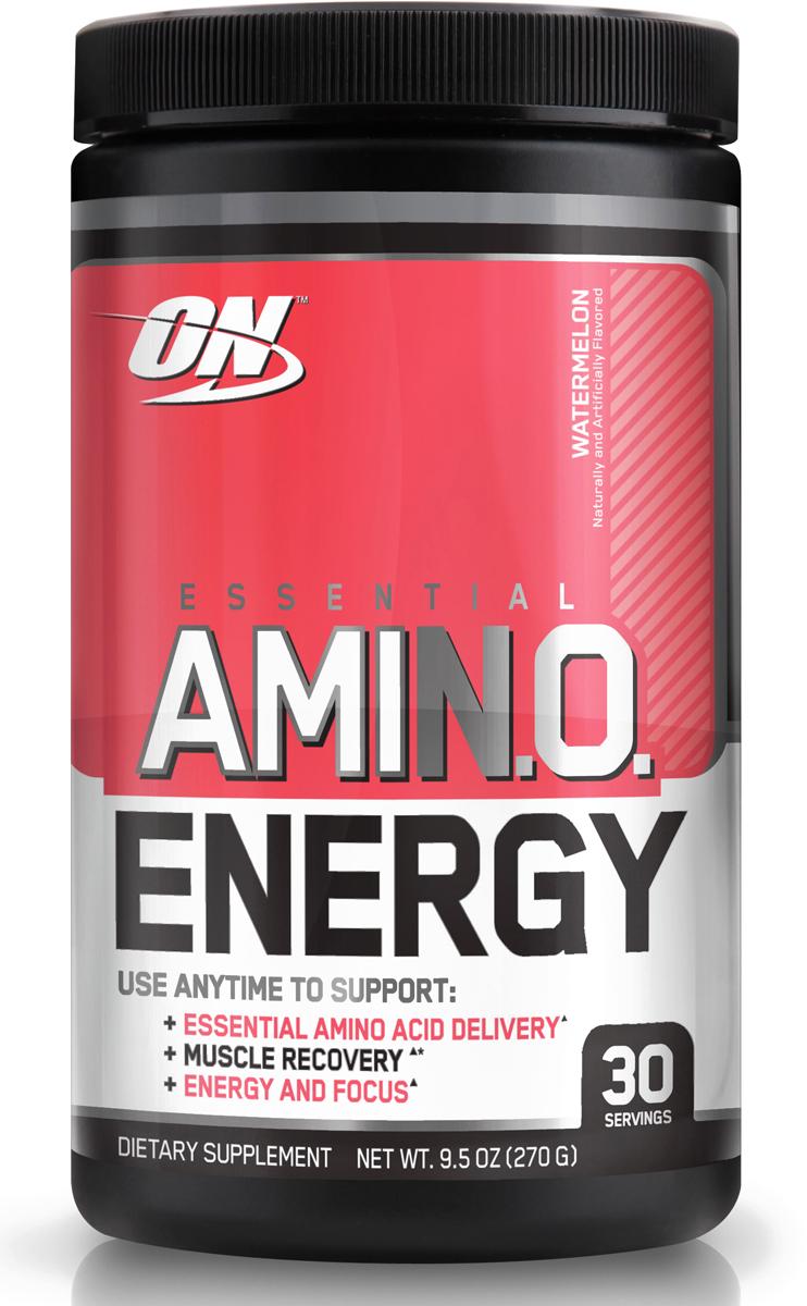 Аминокислотный комплекс Optimum Nutrition Amino Energy, арбуз, 270 г748927026672Для достижения спортивной формы необходимо потратить много сил в спортзале. Amino Energy поможет вам в достижении поставленной цели. Оптимальное соотношение быстроусвояемых микронизированных аминокислот в свободной форме, включая особо важные для строительства мышц аминокислоты с разветвленными цепочками (BCAA) и аргинин для лучшего наполнения мышц кислородом плюс натуральные энергетики и бета-аланин, помогут вам перейти на новый уровень развития мышц.Состав: смесь аминокислот (микронизированный таурин, микронизированный л-глутамин, микронизированный л-аргинин, микронизированный л-лейцин, carnosyn® бета-аланин, микронизированный цитруллин, микронизированный л-изолейцин, микронизированный л-валин, микронизированный л-тирозин, микронизированный л-гистидин, микронизированный л-лизин, микронизированный л-фенилаланин, микронизированный л-треонин, микронизированный л-метионин), энергетическая смесь (кофеин, зеленого чая экстракт, зеленого кофе экстракт), лимонная кислота, натуральные и скуственные ароматизаторы, инулин, краситель, винная кислота, диоксид кремния, кальция силикат, камеди (целлюлозная, ксантановая, каррагинан), сукралоза, краситель.Товар сертифицирован.