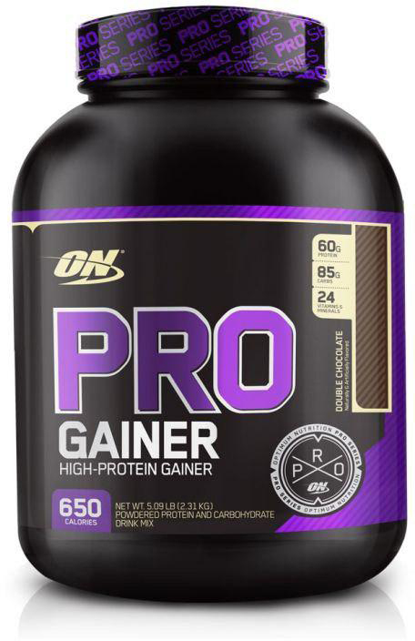 "Гейнер Optimum Nutrition ""Pro Gainer"", шоколад, 2,22 кг"