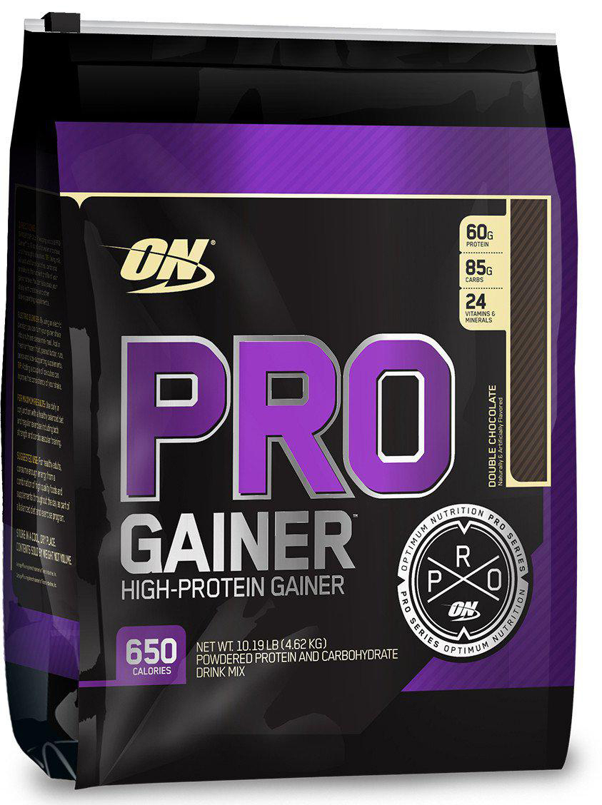 Гейнер Optimum Nutrition Pro Gainer, шоколад, 4,45 кг