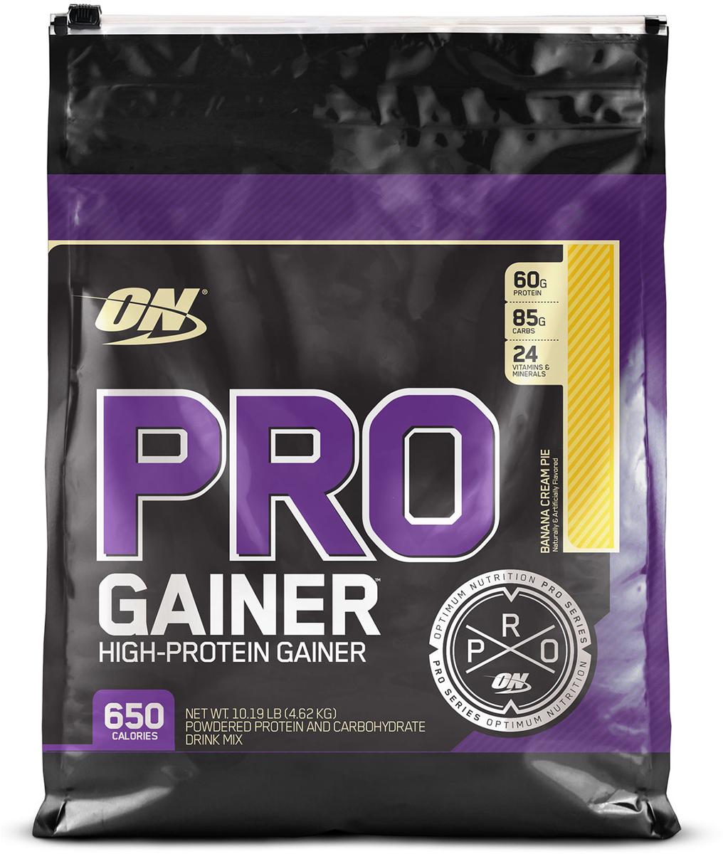 Гейнер Optimum Nutrition Pro Gainer, банан, 4,45 кг цена