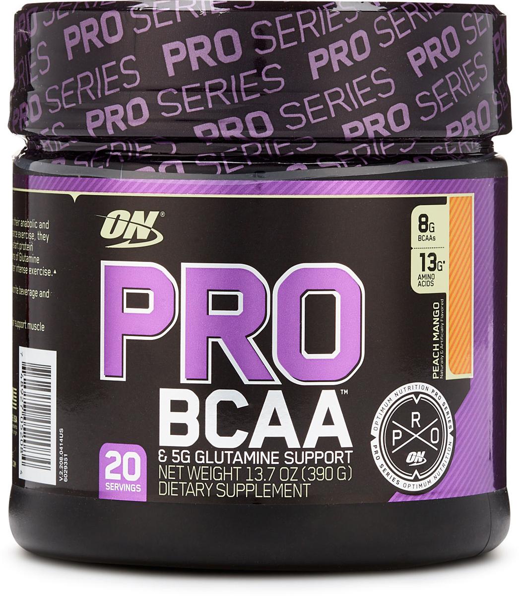 Аминокислоты Optimum Nutrition PRO BCAA, персик, 390 г