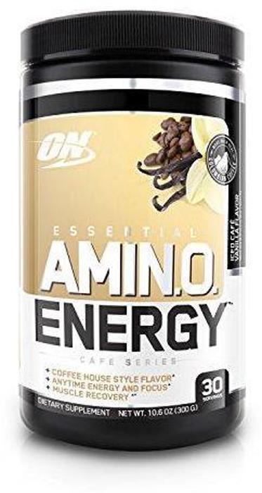 Аминокислотный комплекс Optimum Nutrition Amino Energy, ваниль, 270 г