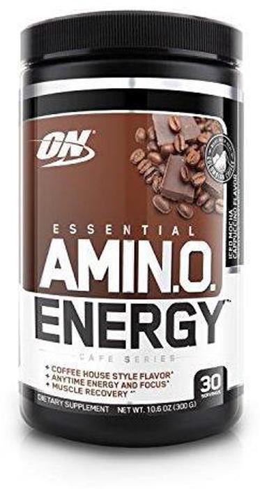 Аминокислотный комплекс Optimum Nutrition Amino Energy, кофе, 270 г