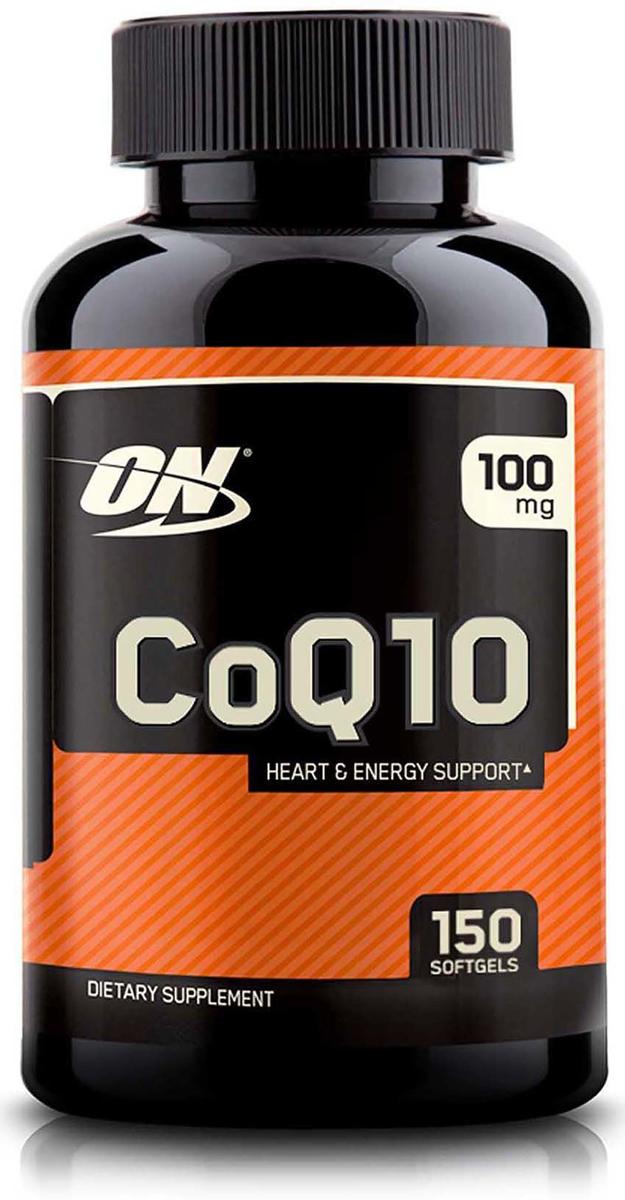 CoQ10 от Optimum Nutrition - превосходный источник коэнзима Q10. Это натуральный антиоксидант, который необходим для синтеза энергии, а, следовательно, для повышения выносливости, улучшения работы сердечно-сосудистой системы и общего состояния организма. Препарат CoQ10 помогает в борьбе с преждевременным старением, предупреждает многие заболевания и мышечную слабость, которая появляется под влиянием свободных радикалов. 100 мг коэнзима Q10 в каждой порции - для укрепления сердца, для энергетической подпитки организма, обладает антиоксидантными свойствами. Состав: коэнзим q10, масло рисовых отрубей, желатин, растительный глицерин, очищенная вода, лецитин, d-альфа-токоферол, пчелиный воск, оксид цинка, аннато порошок; содержит сою.Товар сертифицирован.