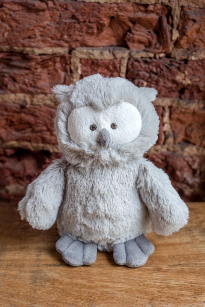 Плюш Ленд Мягкая игрушка Сова 20 см трикси игрушка для собаки осел ткань плюш 55 см page 1