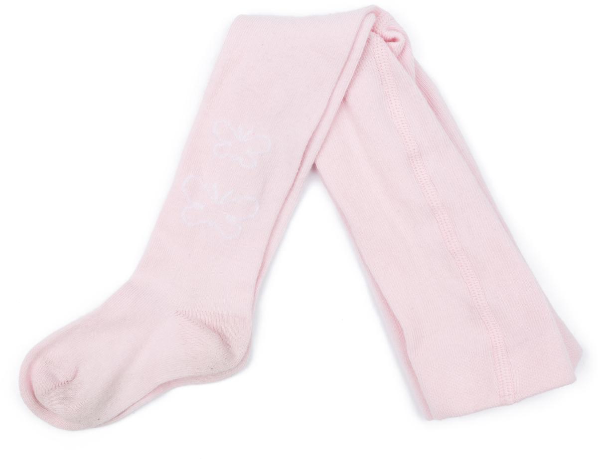 Колготки для девочки PlayToday Newborn, цвет: светло-розовый. 188831. Размер 11188831Колготки мягкие, из натуральных материалов, не сковывают движений ребенка. Хорошо пропускают воздух позволяя коже дышать. Даже частые стирки, при условии соблюдений рекомендаций по уходу, не изменят ни форму, ни цвет изделия. В качестве декора использован жаккардовый рисунок.