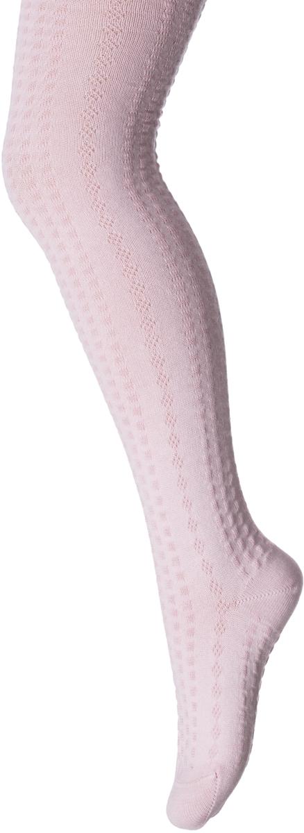Колготки для девочки PlayToday, цвет: розовый. 182080. Размер 24