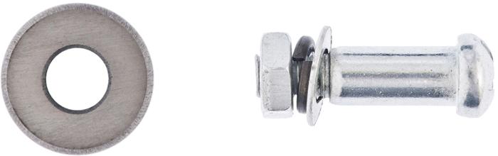 Ролик режущий для плиткореза МТХ, 15 х 6 х 1,5 мм87662Режущий ролик для плиткореза изготовлен из твердого сплава ВК-8. Используется как запасная-расходная часть к плиткорезам разных моделей при резке керамической кафельной плитки.