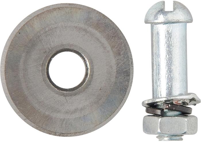 Ролик режущий для плиткореза МТХ, 22 х 6 х 2 мм87669Режущий ролик для плиткореза изготовлен из твердого сплава ВК-8.Используется как запасная-расходная часть к плиткорезам разных моделей при резке керамической кафельной плитки.