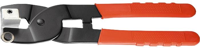 Плиткорез-кусачки Matrix, с алюминиевым упором, 20 см87830Режущим элементом является ролик из твердого сплава ВК-8.Инструмент применяется для резки стекла и керамической плитки.Модель 87830 – с алюминиевым упором, 87840 – с пластиковым.