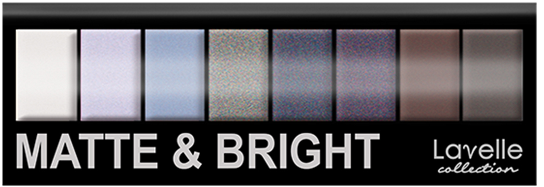 LavelleCollection тени для век ES-26 (8-ми цветные) тон 2, 45 гES26-02Тени для глаз ES 26 представляют собой 5 восхитительных палеток, состоящих из 8-ми различных оттенков, идеально сочетающихся друг с другом. В коллекции Вы найдете: идеально матовые и насыщенные шиммерные оттенки, вкусный нюд и пикатный смоки. Тени обладают мягкой текстурой, которая ложится легчайшим покрытием на поверхность кожи, не осыпается и не скатывается. Благодаря разнообразию и большому выбору цветов Вы сможете создать множество стилей макияжа и всегда выглядеть стильно.