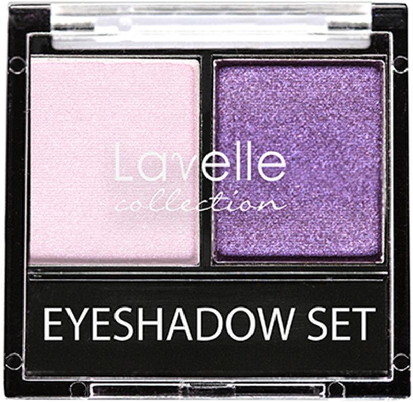 LavelleCollection тени ES-28 двойные тон 05 золотисто-фиолетовый, 20 г