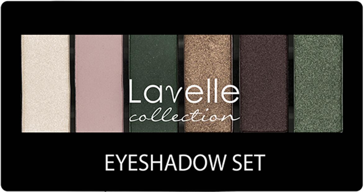 LavelleCollection тени ES-29 6-ти цветов тон 04 золотисто-зеленый, 40 гES29-04В коллекции теней для век ES 29 4 потрясающих палетки, включающие матовые и шиммерные текстуры в сочетании с модными оттенками. Тени ложатся легчайшим покрытием на поверхность кожи, не осыпаются и не скатываются. Благодаря широкой палитре цветов Вы сможете создать множество вариаций макияжа и всегда выглядеть стильно.