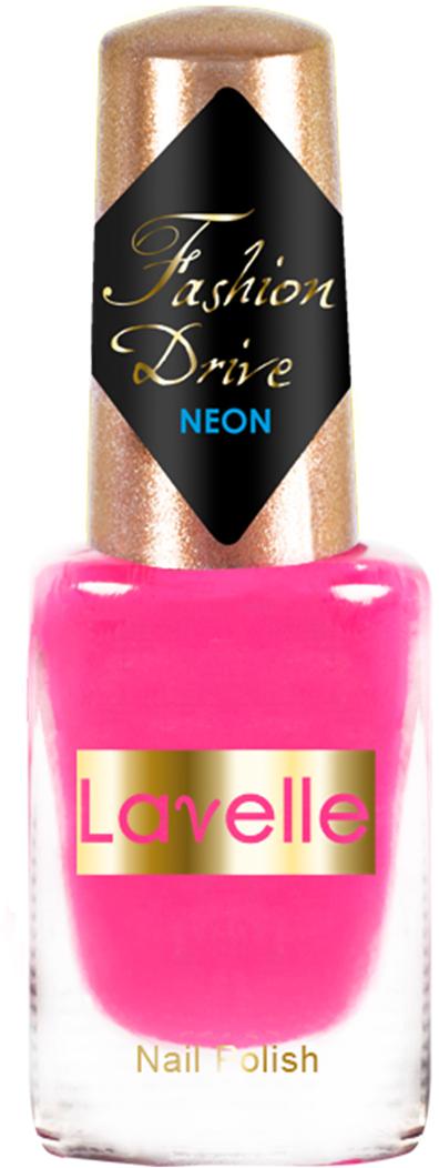LavelleСollection лак для ногтей Fashion Drive тон 503 розовый фламинго, 6 мл