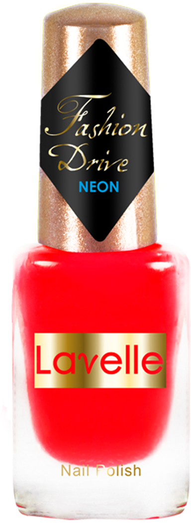 LavelleСollection лак для ногтей Fashion Drive тон 505 пламенная маджента, 6 мл
