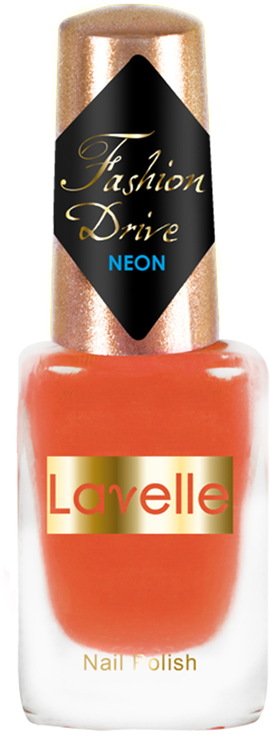 LavelleСollection лак для ногтей Fashion Drive тон 507 огненная заря, 6 мл