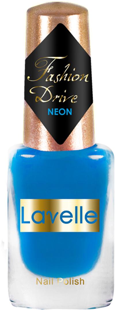LavelleСollection лак для ногтей Fashion Drive тон 516 незабываемый васильковый, 6 мл