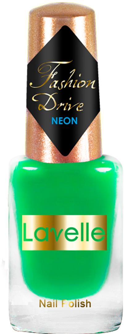 LavelleСollection лак для ногтей Fashion Drive тон 517 взрывной лайм, 6 мл