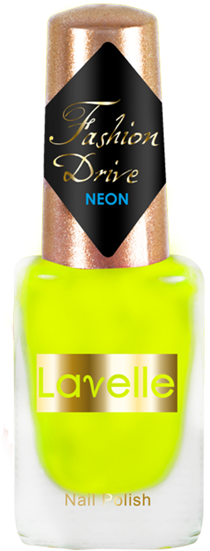 LavelleСollection лак для ногтей Fashion Drive тон 518 дерзкий лимон, 6 мл