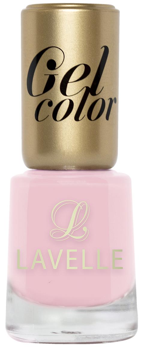 LavelleСollection лак для ногтей Gel Color тон 013 жемчужно-розовый, 12 мл