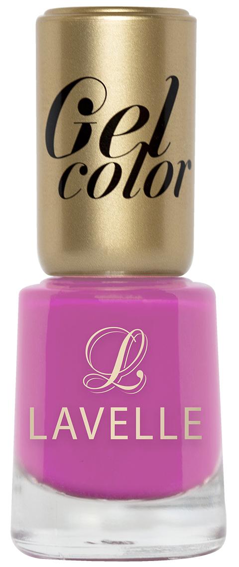 LavelleСollection лак для ногтей Gel Color тон 019 ягодный коктейль, 12 мл