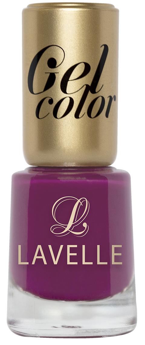 LavelleСollection лак для ногтей Gel Color тон 021 пион, 12 мл