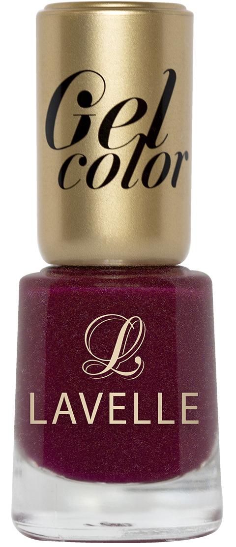 LavelleСollection лак для ногтей Gel Color тон 023 вишневый металлик, 12 мл59092Лаки для ногтей со стойким гелевым эффектом. Богатая палитра включает в себя 60 оттенков. Глянцевый эффект придает ногтям красивый и ухоженный вид и позволяет создавать модный образ по каждому случаю.
