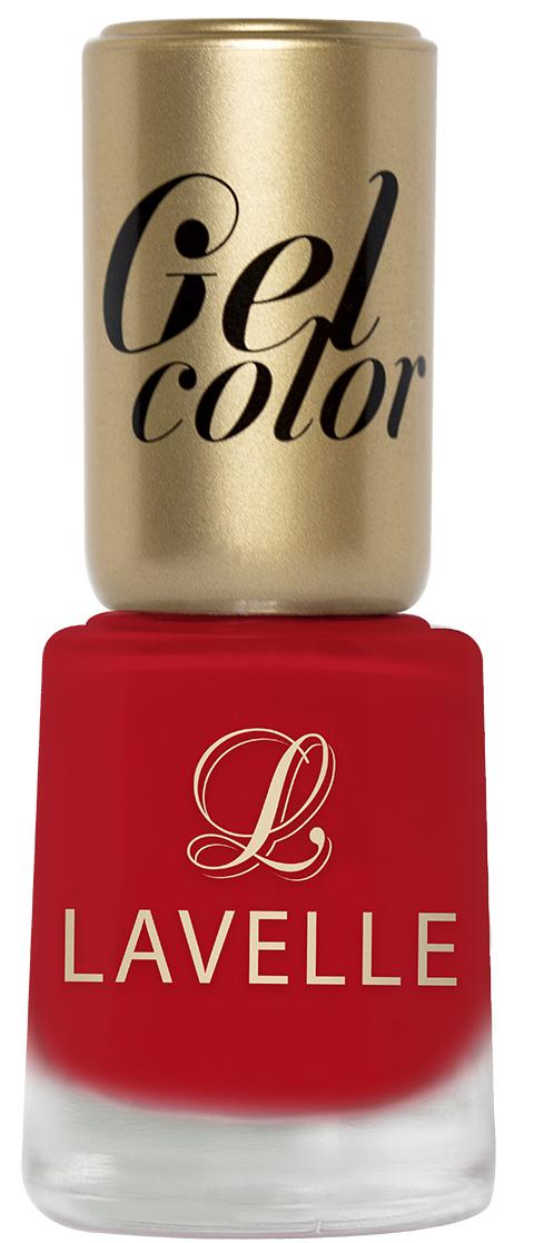 LavelleСollection лак для ногтей Gel Color тон 026 сангрия, 12 мл